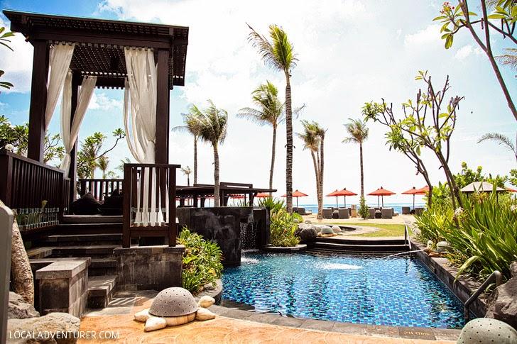 St Regis Hotel Nusa Dua Resort.