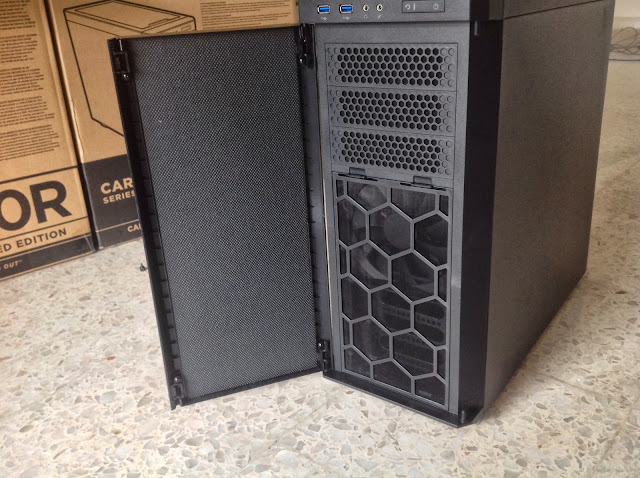Corsair Carbide Series 330R - Unleashed 76