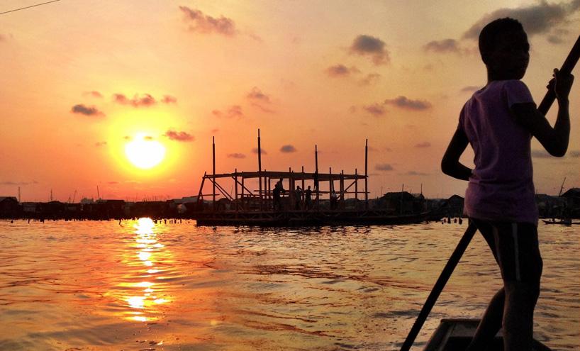 *非洲馬可可(makoko):漂浮在水上的校園! 10