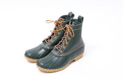 #L.L.Bean x BEAMS 聯合狩獵:MAINE HUNTING SHOE 狩獵靴即將登場! 4