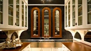 A New Twist On An Old ClassicButlers Pantries! The