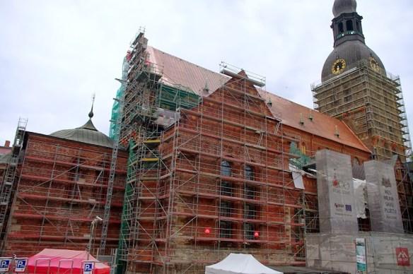 Qué ver en Riga. Catedral del Domo, Riga