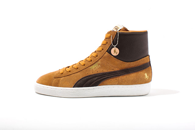 # PUMA 推出馬年紀念鞋款:經典鞋款結合中華傳統精神 3