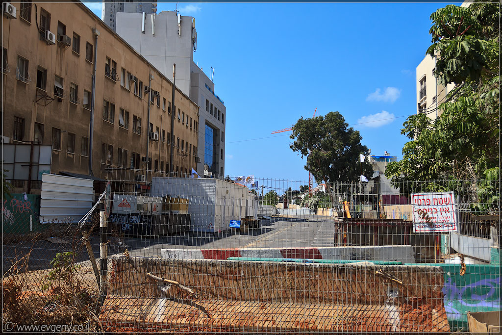Тель Авивский трамвай   רכבת קלה של תל אביב