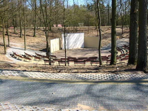 Amfiteatr nawzgórzu Orle Gniazno