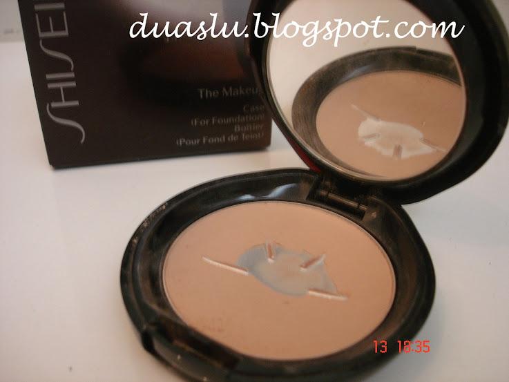 Resenha Base Shiseido Compact Foudation