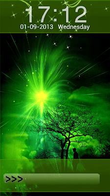 GO Locker-Green Night HD-01