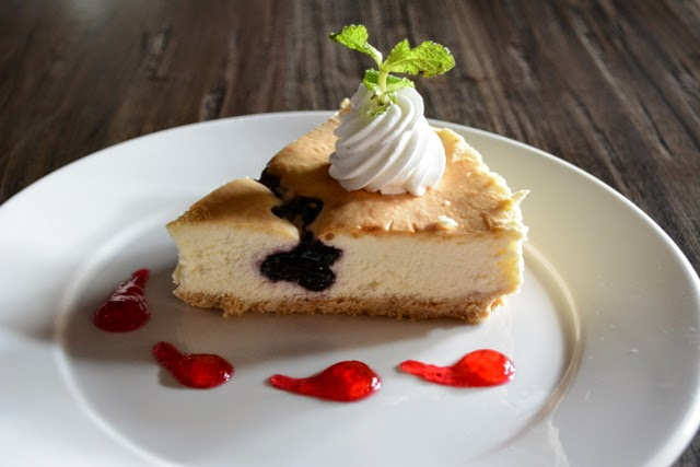 Baked Phili Cheese Cake