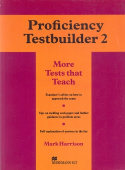 Proficiency Testbuilder 2