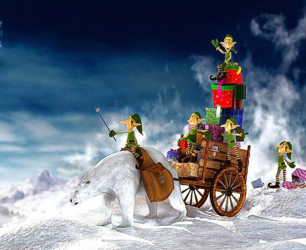 Christmas Wallpaper And Screensavers Animated   Best Free ...