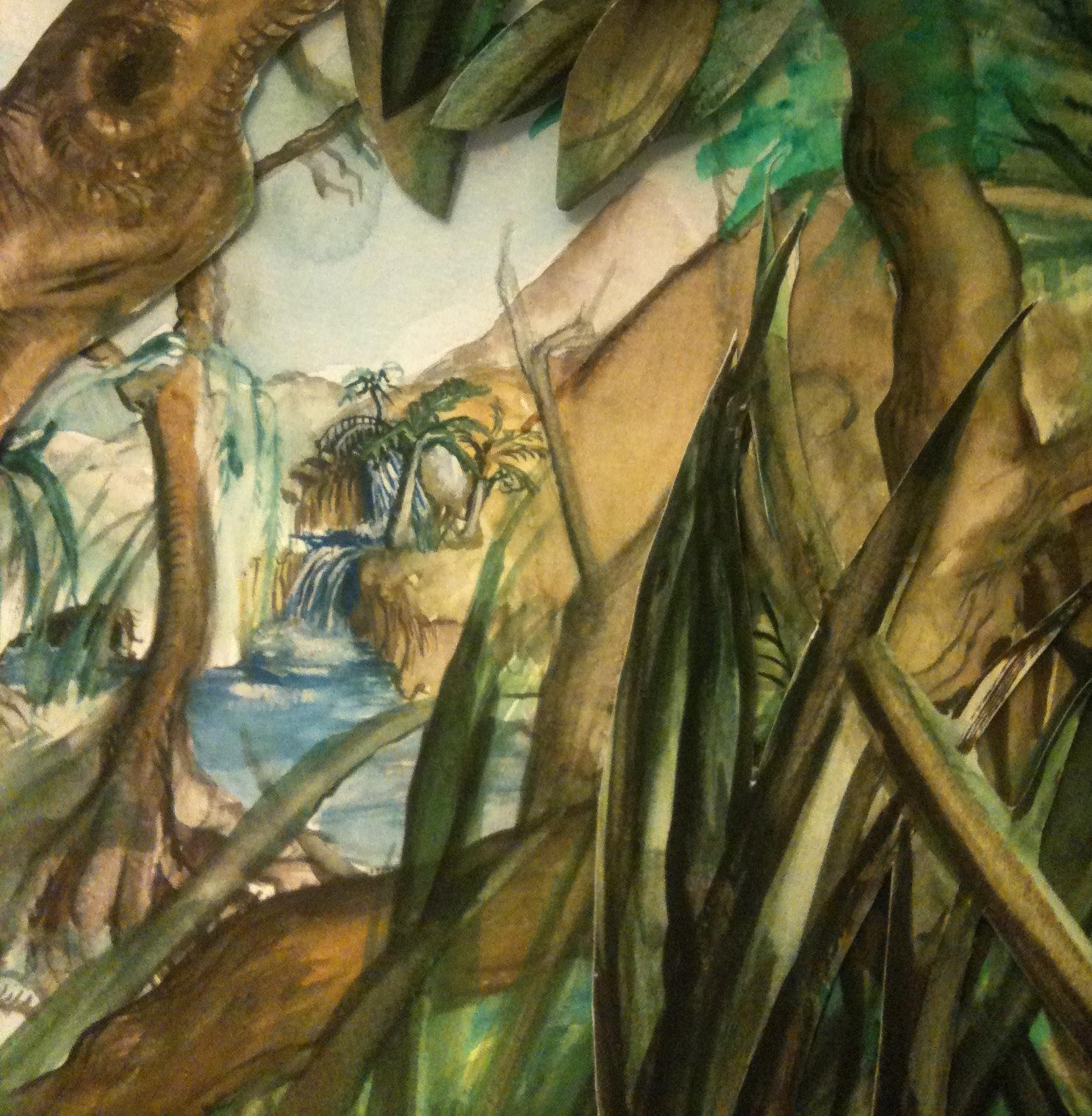 The Helpful Art Teacher Landscape Painting Tutorial