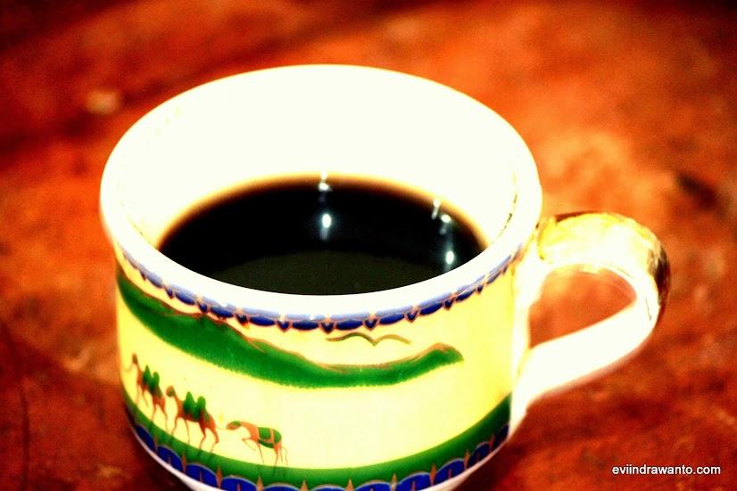 minum kopi sehat dengan palm sugar organik