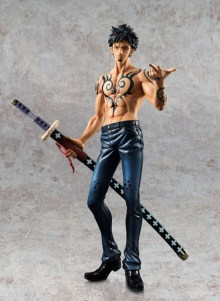 One Piece P.O.P. Sailing Again Trafalgar Law