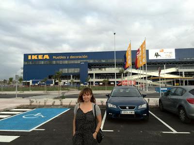 Visita IKEA Valencia.