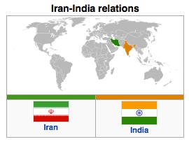 Iran - India Relations