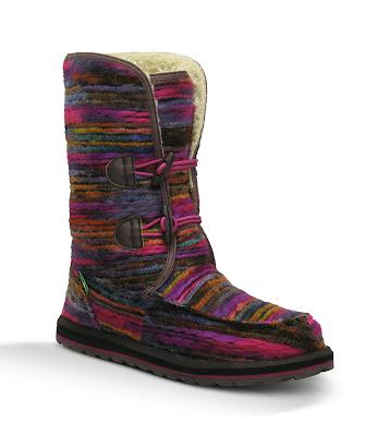 #SANUK 推出 HORIZON 女靴:不只溫暖妳的秋冬還更輕便有型! 3