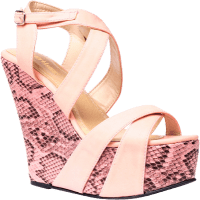 TERRY+AHRENS Cassie Strappy Wedges | Online Shopping for Summer at Zalora