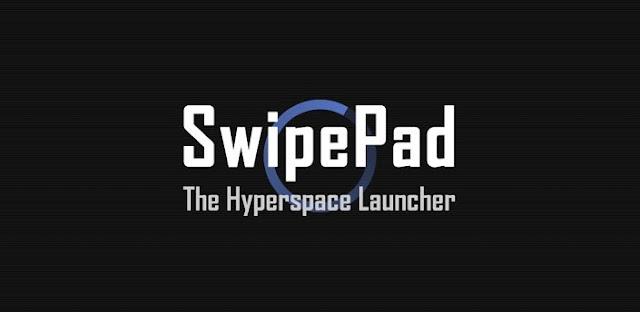 *任何時刻輕鬆滑出隱藏捷徑:SwipePad (Android) 1
