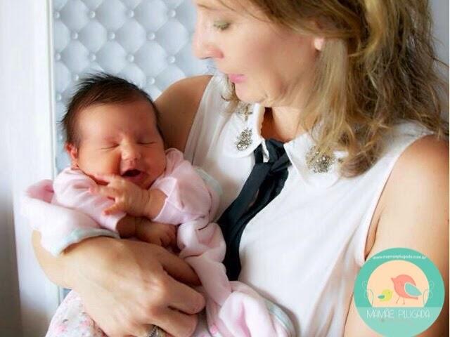 cólicas nos bebês