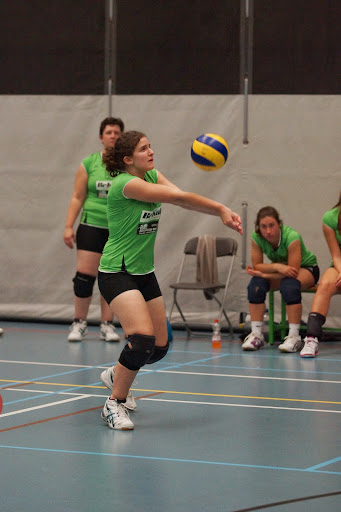 dames volley