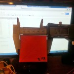 I rebuilt my RepRap, and used a CMM and a spreadsheet to help me square the Mendal…