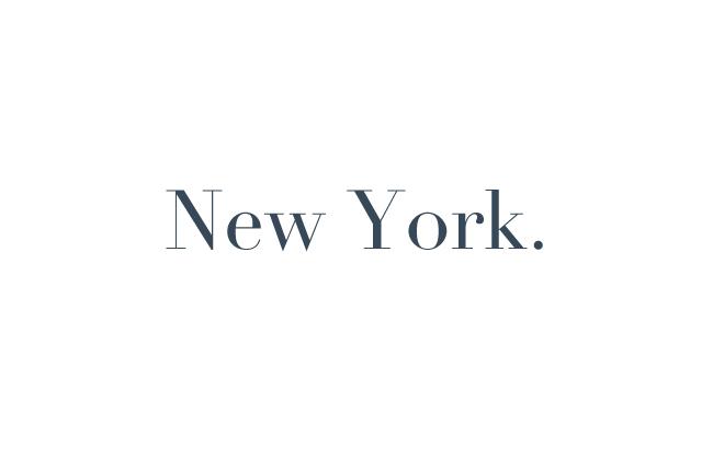 New York May '14 (pt. 1)