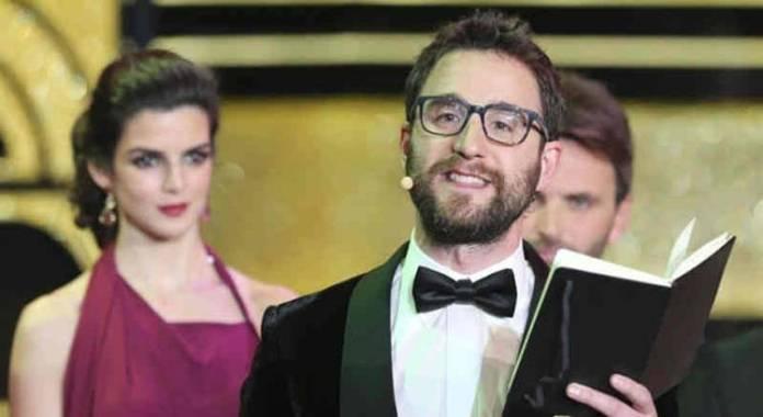 Dani Rovira presentó la gala de Los Goya