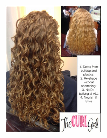 Yet Another Reason Why I Loathe Kertatin For Curly Hair