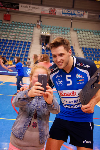 ne selfie met Pieter Coolman