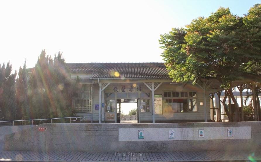 台南後壁車站