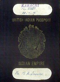 Quaid-e-Azam Passport