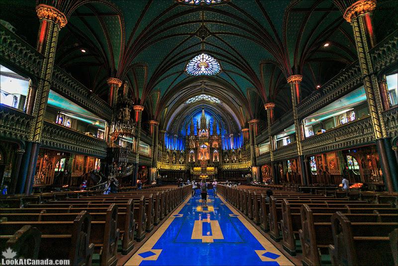 LookAtCanada.com / Собор Монреальской Богоматери
