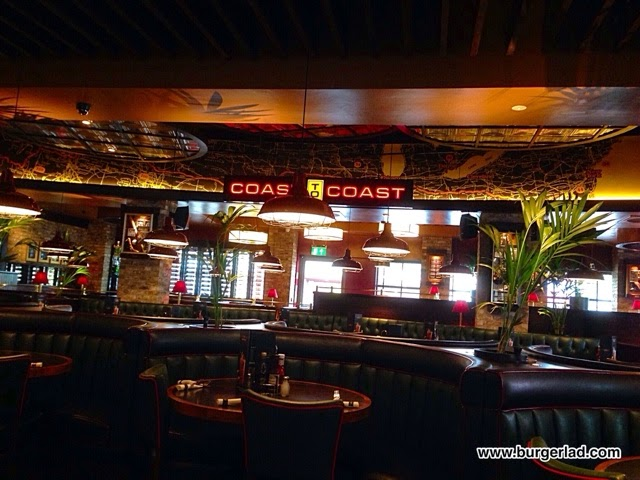 Coast to Coast Lux Burger