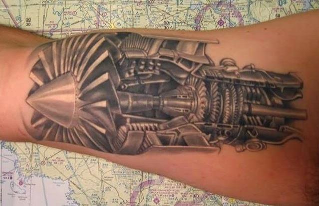 Inner Biceps Tattoos
