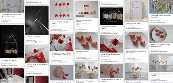 Ideas para decorar en el Día de San Valentín