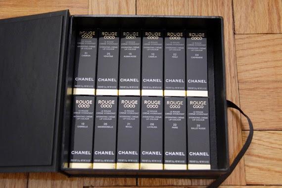 Resenha do batom Rouge Coco da Chanel, cor Legende