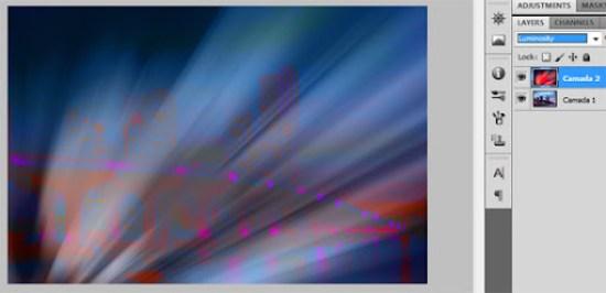 Mesclagem Luminosidade (Luminosity)