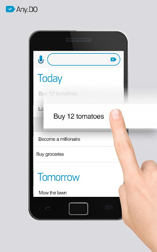 *最直覺好用又最好看的待辦事項:Any.DO To Do List (Android / iPhone App) 4