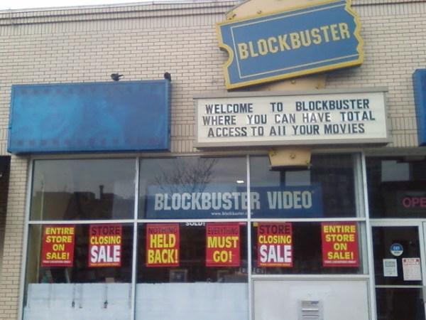 Edge of the City: Blockbuster No More