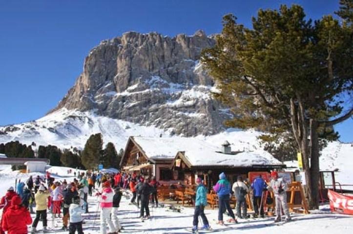 лыжные курорты