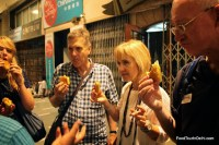 Chhicken patties http://indiafoodtour.com  http://foodtourindelhi.com
