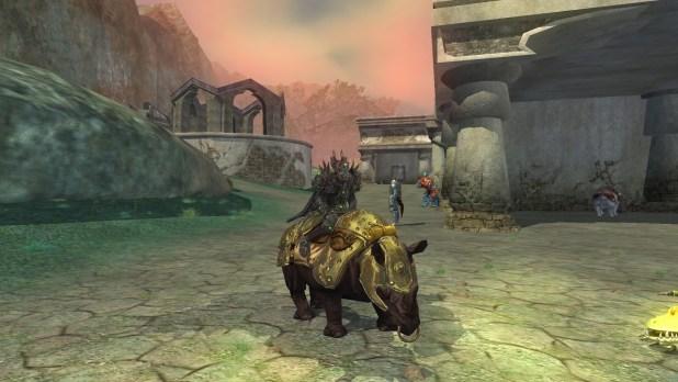 Everquest 2 Rilissian Soldier's Mount
