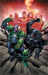 FEVIL_Cv4 DC Comics December 2013 Solicitations