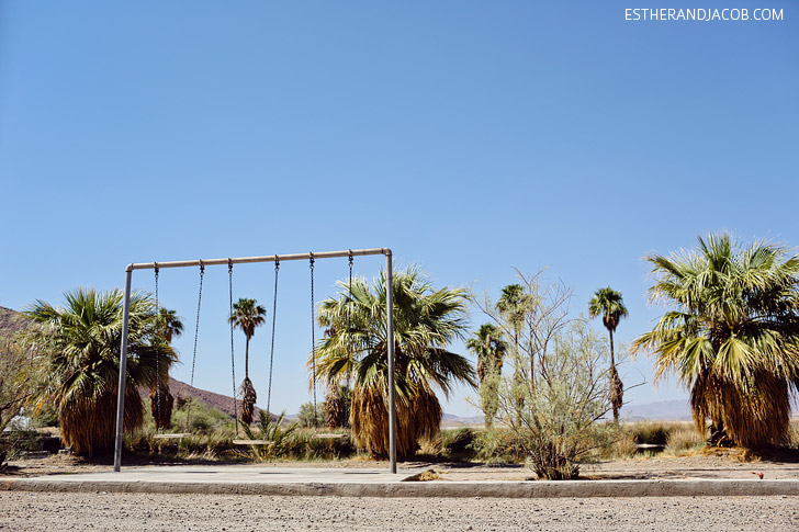 Zzyzx Road California | Mohave Desert.