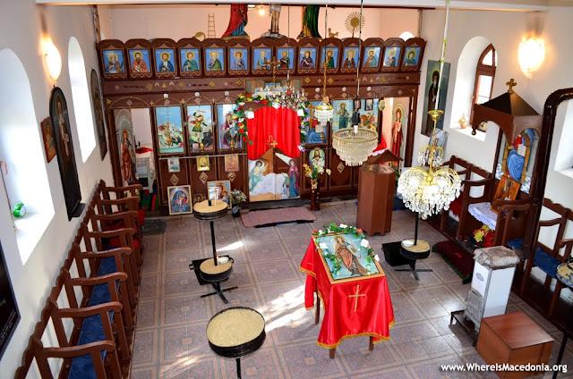 arhangel mihail skocivir 03 - Sv. Arhangel Mihail, Monastery near v. Skochivir - Photo Gallery