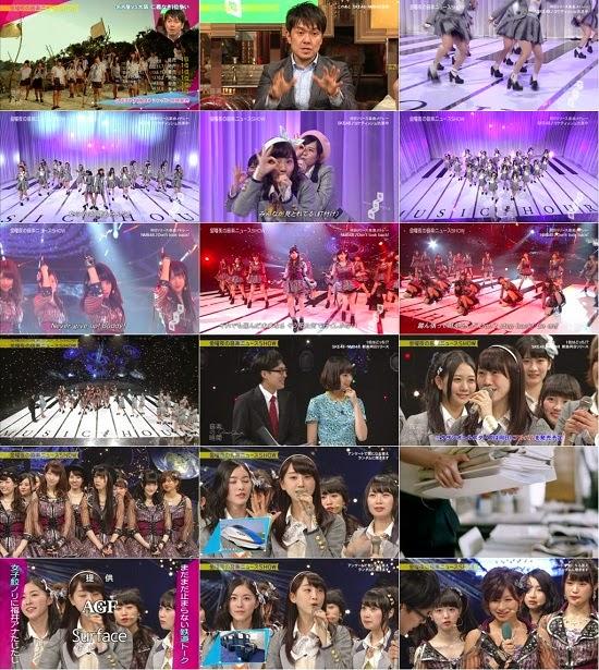 (TV-Music)(1080i) SKE48 NMB48 Part – 音楽の時間~MUSIC HOUR~ 150327