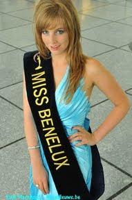 Aline Soutaert Miss Benelux