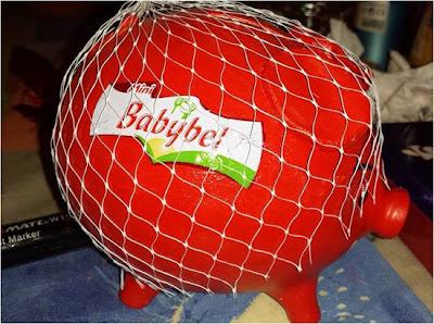 Huchas cerdo para regalar.