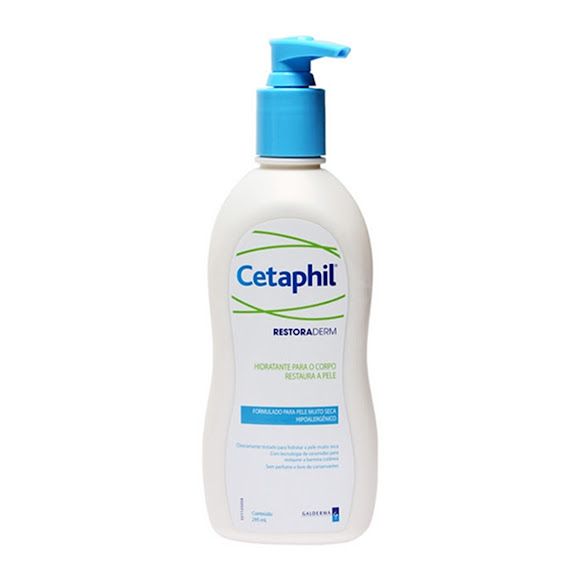 Cetaphil Restoraderm - para dermatite atópica