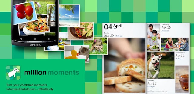 *原來手機相簿也可以那麼有質感:million moments (Android App) 1